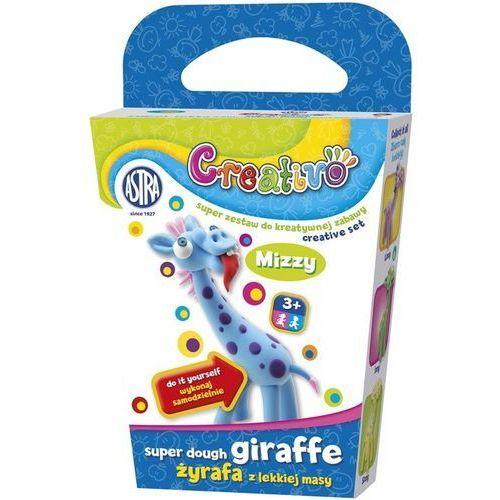 Creativo- Żyrafy z lekkiej masy - ASTRA
