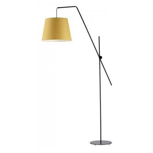 Lampa stojąca VIGO z regulacją kąta padania światła szary (stalowy), srebrny