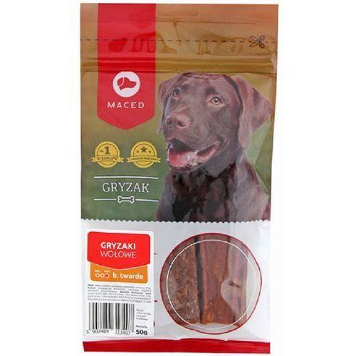 MACED Przysmak dla psa - gryzak z wołowiny 50g