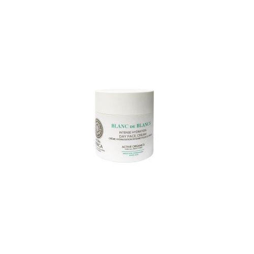 blanc de blancs, intensywnie nawilżający krem do twarzy na dzień, 50ml od producenta Natura siberica