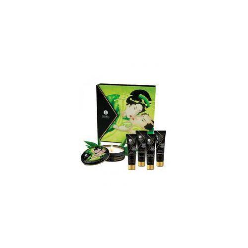 Zestaw nawilżający shunga - organica exotic green tea (zestaw) marki Shunga (can)