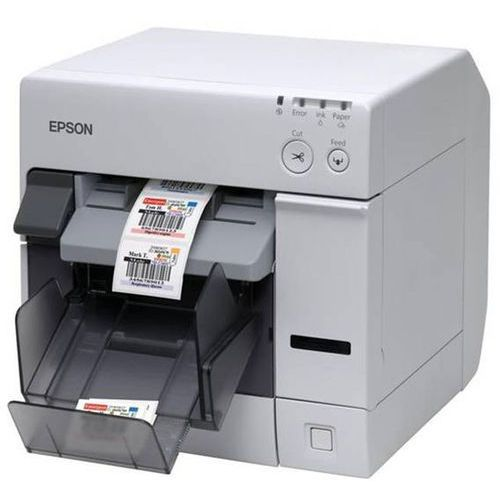 Drukarka kolorowych etykiet  colorworks c3500 marki Epson
