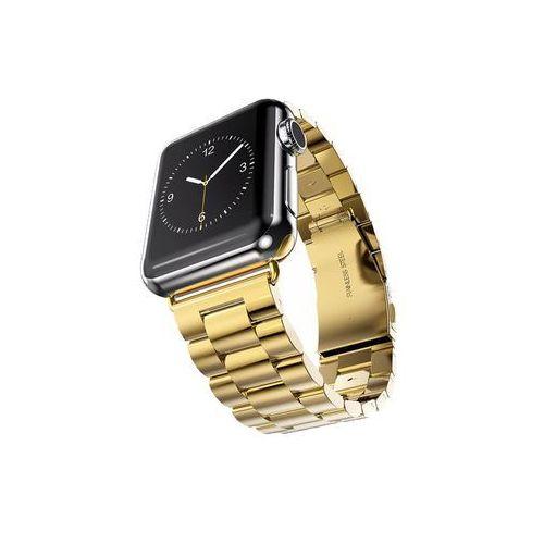 Pasek bransoleta stal nierdzewna do Apple Watch 38 mm - Złoty
