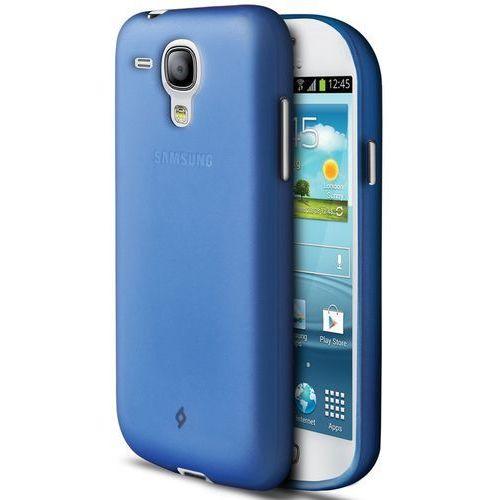 Etui smooth do samsung galaxy s3 mini, niebieskie (2pna243m) marki Ttec