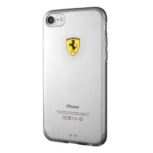 Ferrari etui hard do iphone 7 (fehcp7tr1) darmowy odbiór w 20 miastach! (3700740388556)