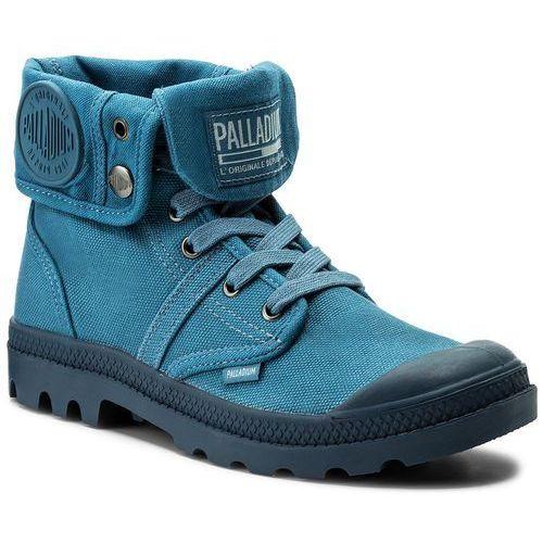 Trapery PALLADIUM - Pallabrouse Baggy 92478-403-M Capitan Blue/Capitan Bl, w 3 rozmiarach