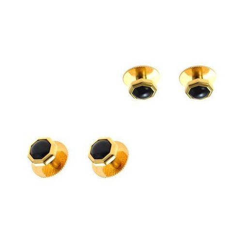 Guziki smokingowe SSD-5105A Black Onyx, SSD-5105A/056