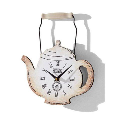"""Zegar ścienny """"Venezia"""" bonprix piaskowy"""