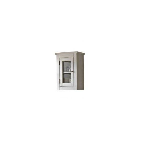 Comad romantic szafka wisząca 65 1d, biała