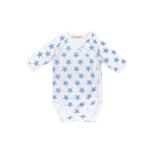 SENSE ORGANICS Boys Baby Body dziecięce YGON blue stars (4050195098395)
