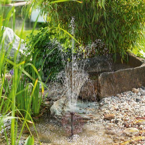 Esotec Pompa solarna - system water splash 10/610 (4260057863614)