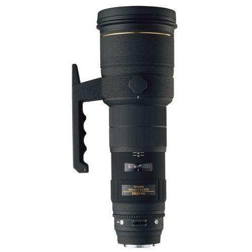 500mm f/4,5 ex apo dg hsm canon - przyjmujemy używany sprzęt w rozliczeniu | raty 20 x 0% marki Sigma