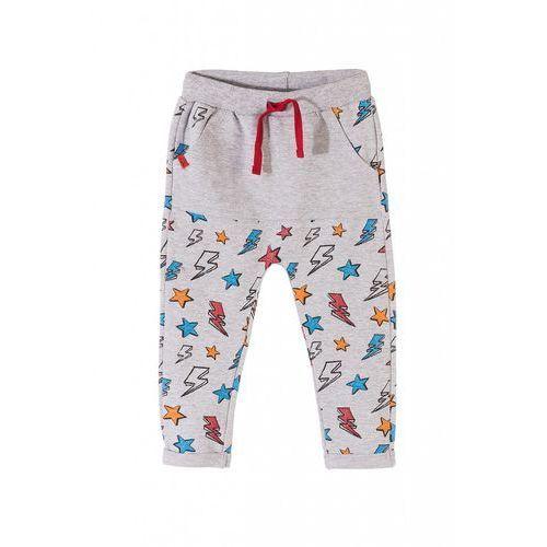 Spodnie niemowlęce dresowe 5M3502