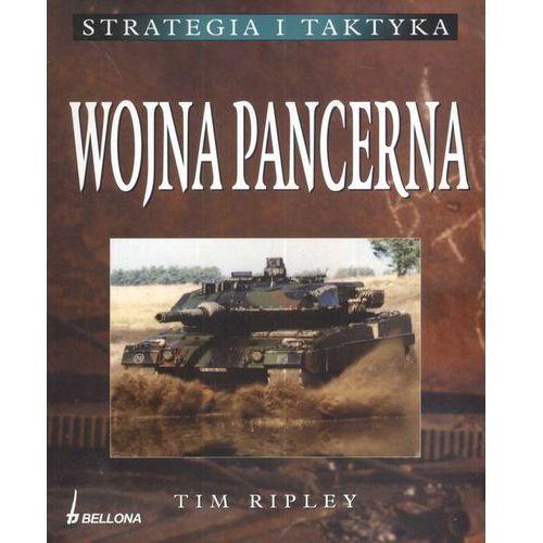 Wojna pancerna., książka z kategorii Historia