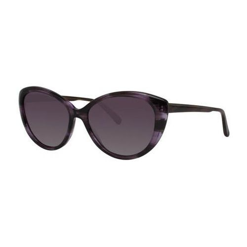 Vera wang Okulary słoneczne v450 amethyst crystal