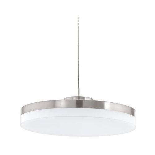 Lampa wisząca Eglo Sortino-S 95498 zwis oprawa 1x24W LED nikiel mat/ biały