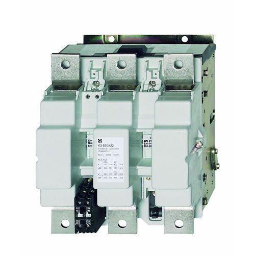 Stycznik 3-polowy 400kW 700A 400V AC/DC 2Z+2R K3-700A22 400