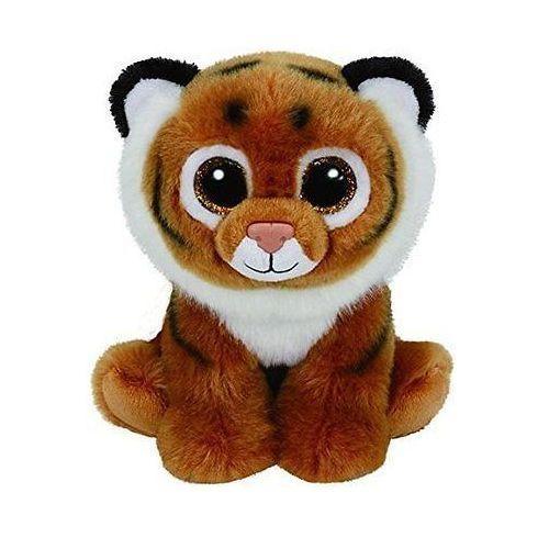 Maskotka TY INC Beanie Boos Tiggs - brązowy tygrys 15cm 42105