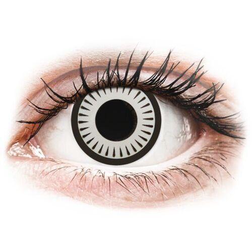 Gelflex Crazy lens - byakugan - jednodniowe korekcyjne (2 soczewki)