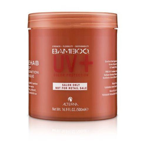 Alterna Bamboo UV Color Masque | Intensywnie nawilżająca maska do włosów farbowanych 500ml