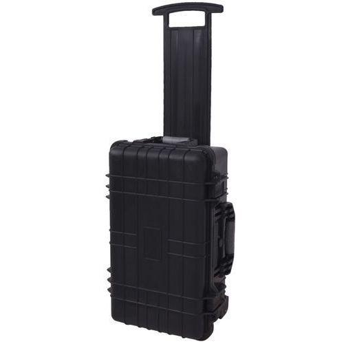 Vidaxl walizka na narzędzia z rączką i kołami (8718475845706)