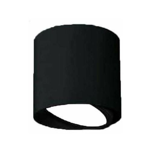 Downlight LAMPA sufitowa Neo nero mobile Orlicki Design metalowa OPRAWA okrągła spot tuba czarna