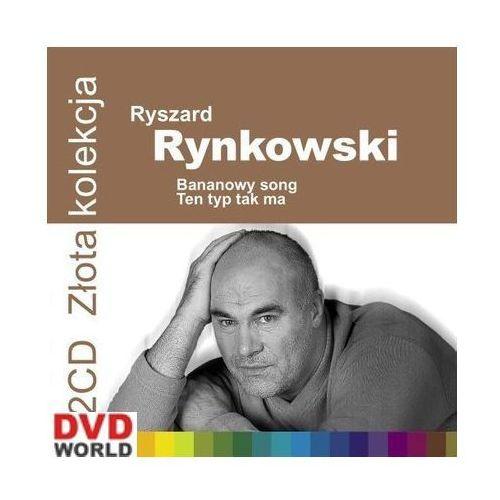 RYSZARD RYNKOWSKI - ZŁOTA KOLEKCJA VOL. 1 & VOL. 2 - Album 2 płytowy (CD)