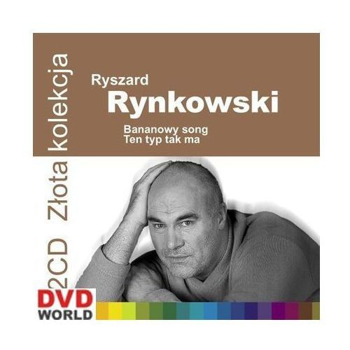 RYSZARD RYNKOWSKI - ZŁOTA KOLEKCJA VOL. 1 & VOL. 2 - Album 2 płytowy (CD), 7215252