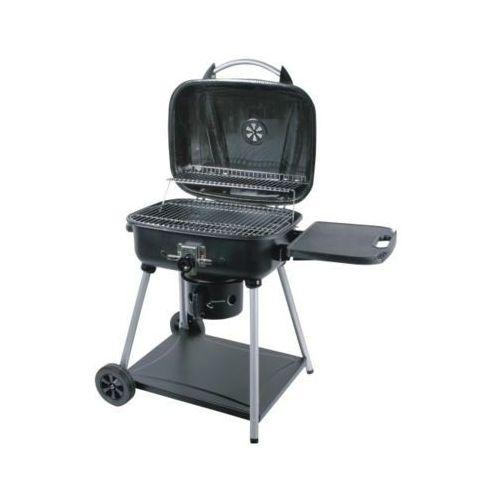 Master grill grill prostokątny ruchomy z pokrywą marki Floraland
