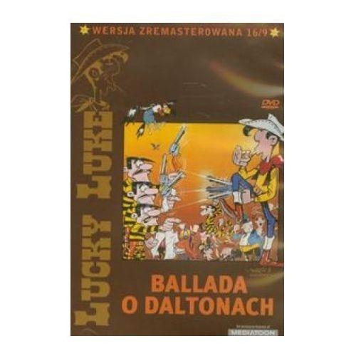 Film CASS FILM Lucky Luke - Ballada o Daltonach La ballade des Dalton (5905116010835)
