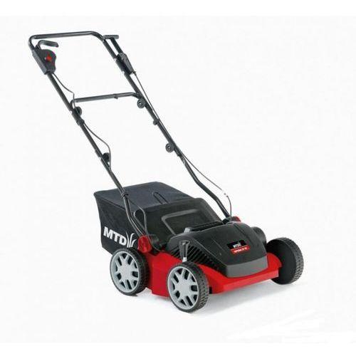 Wertykulator elektryczny MTD Optima 37 VE + Zamów z DOSTAWĄ JUTRO! + Super cena w ofercie ogrodowej! + DARMOWY TRANSPORT! (4008423857412)