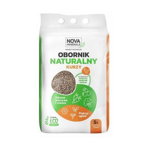 Nova minerals Obornik kurzy 5 l naturalny
