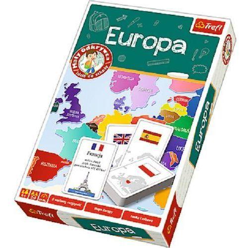 TREFL Gra Europa - Mały Odkrywca (5900511012705)
