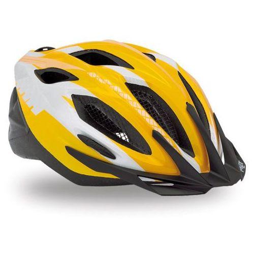 Kask XILO Unismall żółto-czarny (8015190212562)