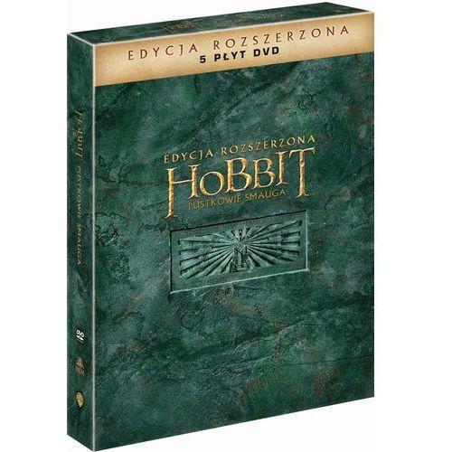 Hobbit. Pustkowie Smauga [5DVD]. Wydanie rozszerzone - sprawdź w wybranym sklepie