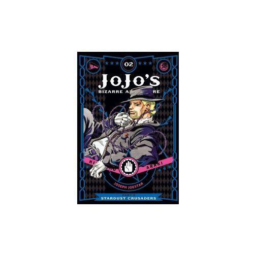 JoJo's Bizarre Adventure: Part 3--Stardust Crusaders, Vol. 4 (9781421591575)