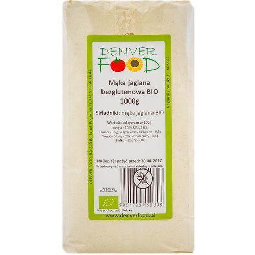 Mąka Jaglana Bezglutenowa BIO 1 kg Denver Food (5904730450898)