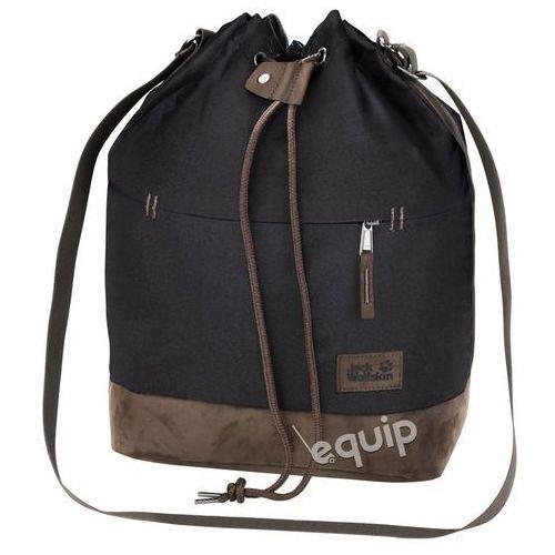 Torba na ramię sandia bag - black marki Jack wolfskin