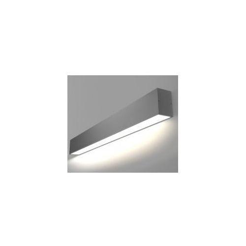 Set tru 114 led l930 hermetic 26367-l930-d9-00-01 alu mat kinkiet led ip44 aquaform marki Aqform