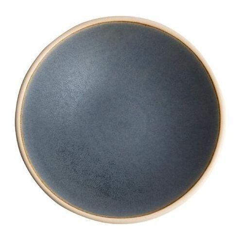 Płytka stożkowa miska, niebieski granit 200mm Olympia Canvas (Zestaw 6 sztuk)