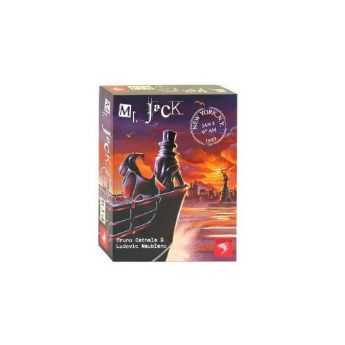 Gra Mr. Jack in New York (edycja polska) - SZYBKA WYSYŁKA (od 49 zł gratis!) / ODBIÓR: ŁOMIANKI k. Warszawy