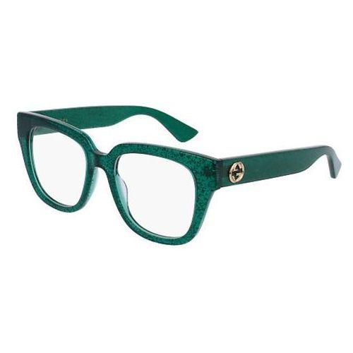 Okulary korekcyjne gg0037o 005 marki Gucci