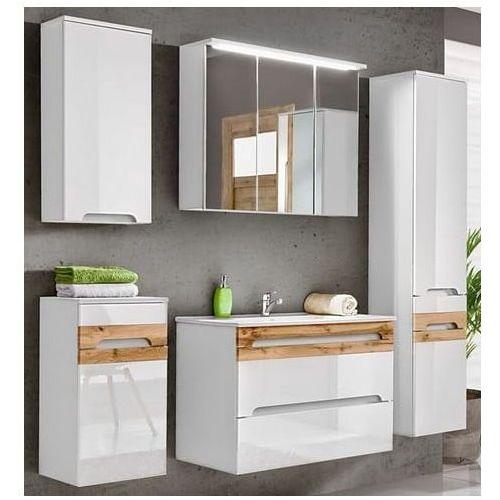 Zestaw mebli łazienkowych GALAXY WHITE (800)SET 80 cm