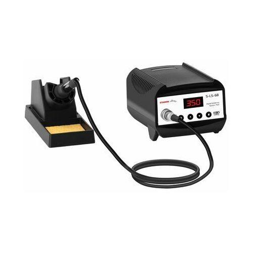 stacja lutownicza - 75 w - cyfrowa - led s-ls-68 - 3 lata gwarancji marki Stamos soldering