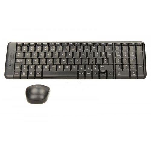 Logitech wireless desktop mk220 (5099206029910)