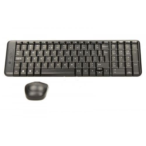 Logitech Wireless Desktop MK220, 920-003168