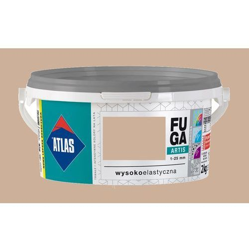 Atlas Artis Fuga Cappuccino 1-25mm 2KG-206 (5905400273106)