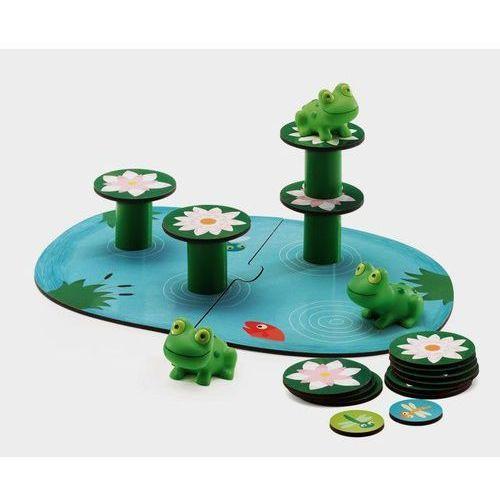 Gra - Skaczące żabki - produkt z kategorii- Gry dla dzieci