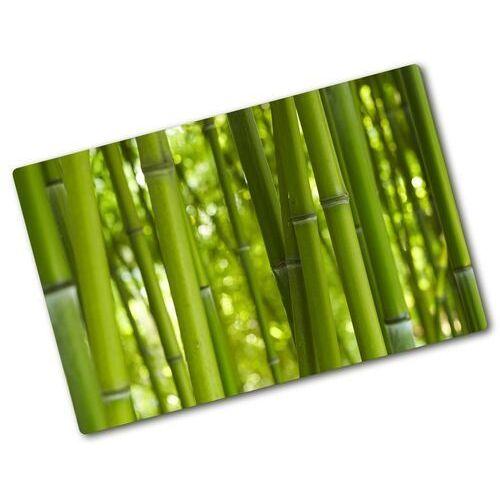 Deska do krojenia szklana Bambusowa
