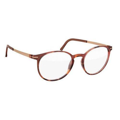 Okulary korekcyjne titan accent fullrim 2906 6120 marki Silhouette